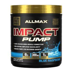 ALLMAX, Impact Pump, 360g (30 Srv)