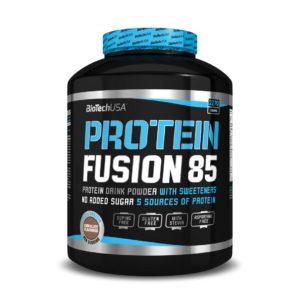 BioTech USA, Protein Fusion 85, 2.27 Kg (75 Srv)