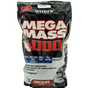 Weider, Mega Mass 4000, 4 kg