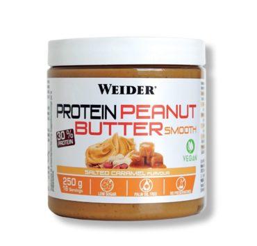 Weider, Protein Peanut Butter Smooth, 250g