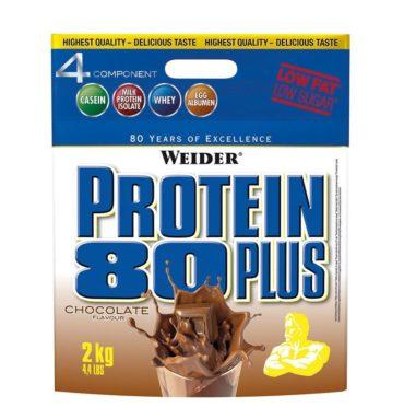 Weider, Protein 80 Plus, 2Kg