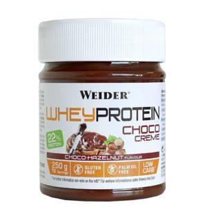 Weider, Whey Protein Choco Creme, 250 g