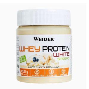 Weider, Whey Protein White Spread, 250 g