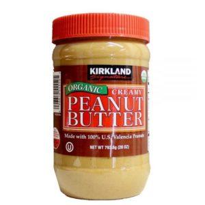 Kirkland, Organic Creamy Peanut Butter, 28 OZ (793.8g)