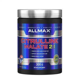 ALLMAX, L-Citrulline Malate 2:1, 300g