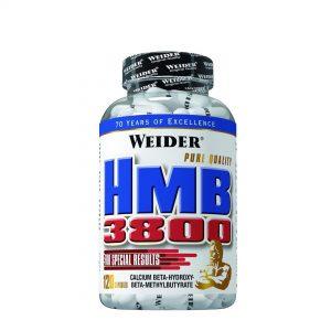 Weider, HMB 3800, 120 Capsules