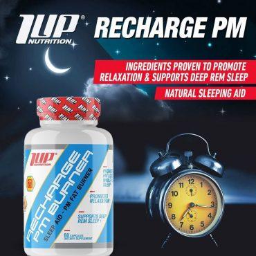 1up-recharge-pm-burner-sleep aid-fat-burner-3