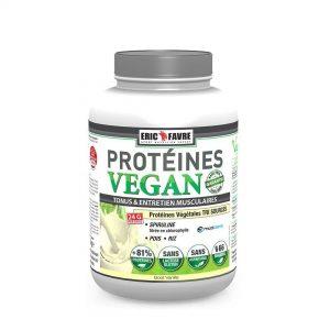 Eric Favre, Vegan Proteins, 2kg (66 Srv)