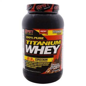 SAN, 100% Pure Titanium Whey, 2 Lb (30 Srv)