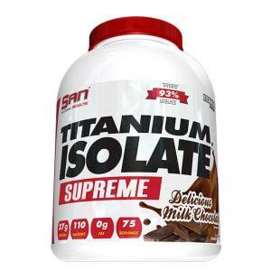 SAN, Titanium Isolate Supreme, 5 Lb (75 Srv)