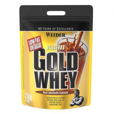 Weider, Gold Whey, 2 Kg